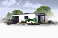 Maison+Terrain de 3 pièces avec 2 chambres à Plourhan 22410 – 159200 € - JBES-18-11-07-21