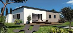 Maison+Terrain de 4 pièces avec 3 chambres à Jarne 17220 – 226500 €