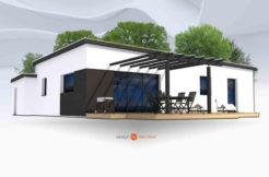 Maison+Terrain de 4 pièces avec 3 chambres à Thou 17290 – 170200 €