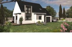 Maison+Terrain de 5 pièces avec 3 chambres à Hillion 22120 – 197077 € - CHO-19-10-10-2