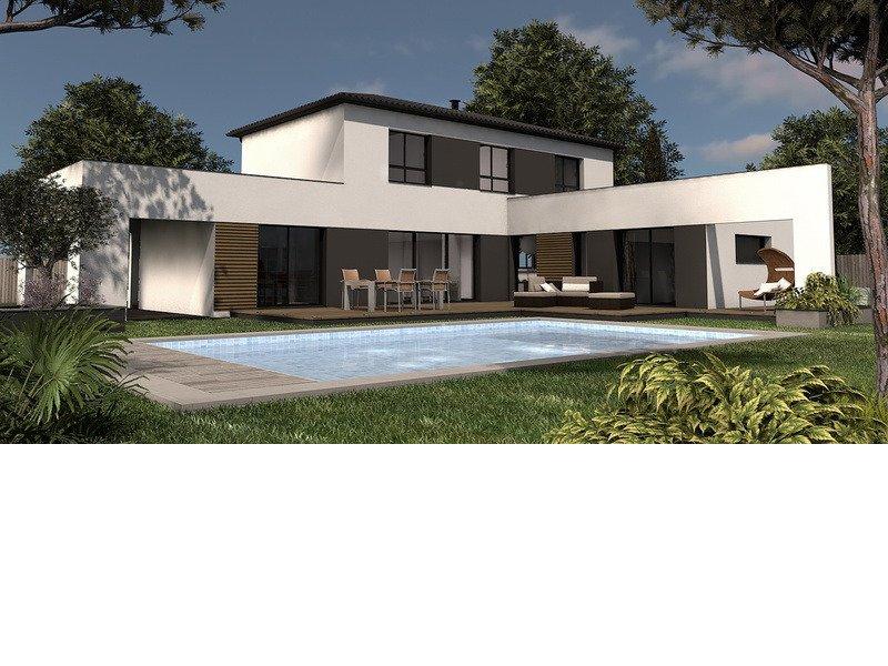 Maison+Terrain de 7 pièces avec 4 chambres à La Brède 33650 – 580000 €