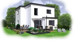 Maison+Terrain de 4 pièces avec 3 chambres à Étables sur Mer 22680 – 211000 € - JBES-18-08-06-40
