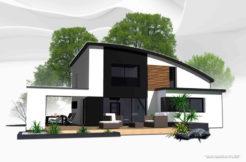 Maison+Terrain de 5 pièces avec 4 chambres à Plouvara 22170 – 196500 € - JBES-18-01-04-137