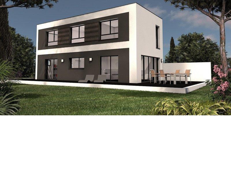Maison+Terrain de 6 pièces avec 4 chambres à Plouigneau 29610 – 240207 € - SDEN-19-05-20-7