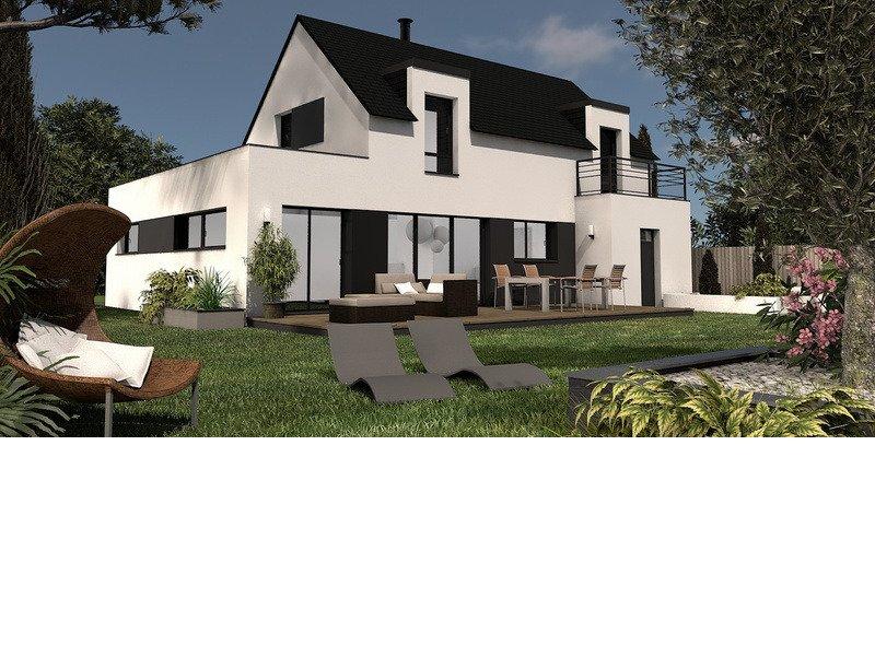 Maison+Terrain de 6 pièces avec 4 chambres à Perros Guirec 22700 – 305858 € - SDEN-19-05-17-8