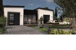 Maison+Terrain de 5 pièces avec 3 chambres à Tonquédec 22140 – 180843 €