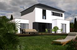 Maison+Terrain de 5 pièces avec 4 chambres à Serres Castet 64121 – 254900 € - NLA-18-10-23-37
