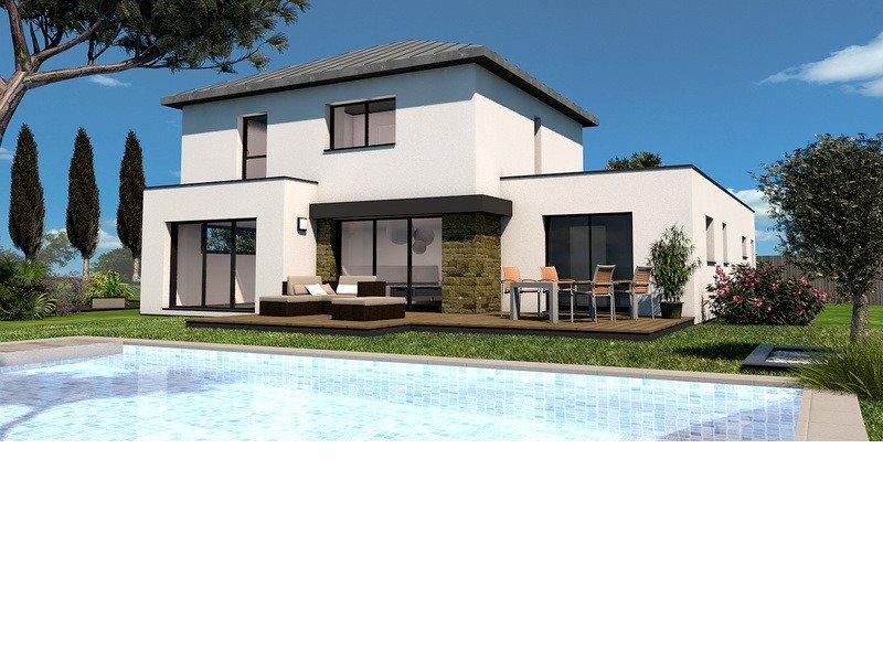 Maison+Terrain de 6 pièces avec 4 chambres à Bénodet 29950 – 362840 €