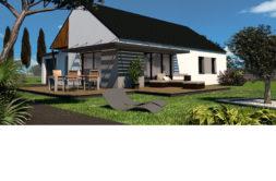 Maison+Terrain de 4 pièces avec 3 chambres à Clohars Fouesnant 29950 – 200800 € - EDE-18-11-15-13