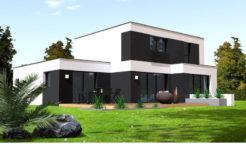 Maison+Terrain de 6 pièces avec 4 chambres à Plouescat 29430 – 210110 € - MHE-18-12-19-492