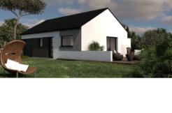 Maison+Terrain de 4 pièces avec 3 chambres à Cléder 29233 – 218637 €