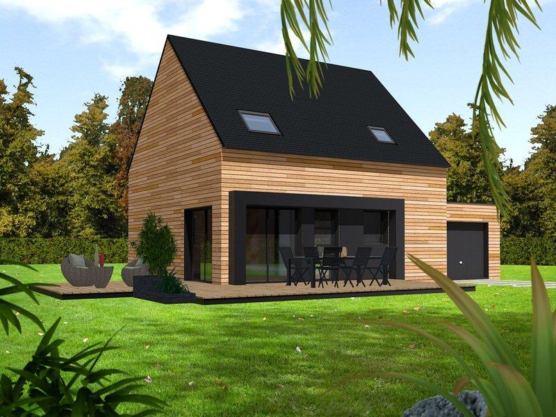Maison+Terrain de 6 pièces avec 4 chambres à Pont l'Abbé 29120 – 190017 € - CPAS-18-05-23-4