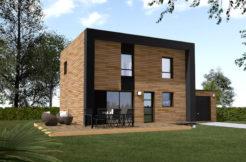 Maison+Terrain de 5 pièces avec 3 chambres à Ergué Gabéric 29500 – 201000 € - CPAS-18-06-18-2