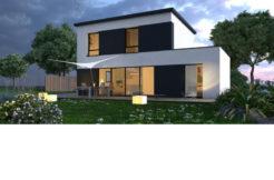 Maison+Terrain de 6 pièces avec 4 chambres à Saint Germain du Pinel 35370 – 176884 €