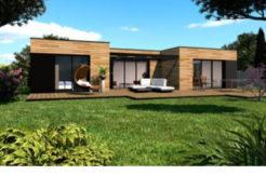 Maison+Terrain de 6 pièces avec 4 chambres à Pleuven 29170 – 252300 € - CPAS-18-03-01-11