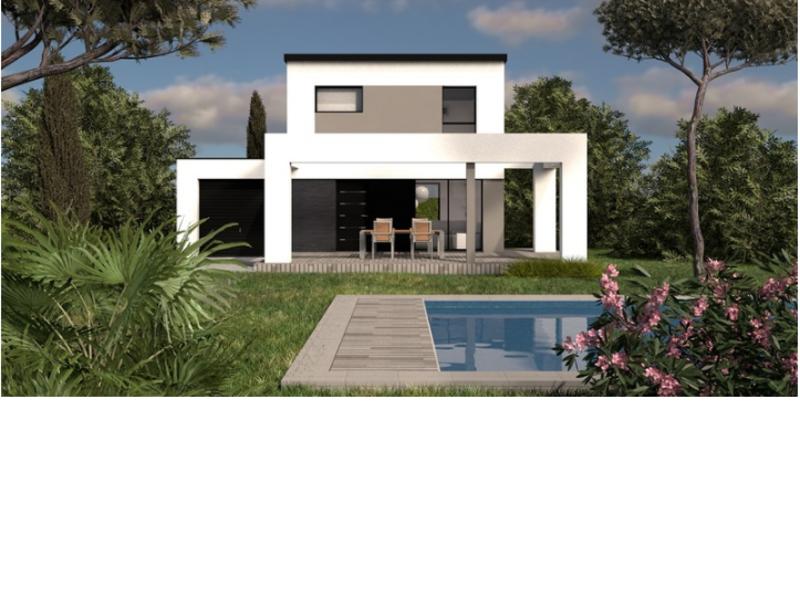 Maison de 75m2 avec 7 pièces dont 3 chambres - M-MR-170804-5075