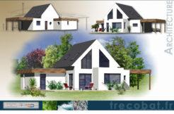 Maison+Terrain de 6 pièces avec 3 chambres à Janzé 35150 – 268985 €