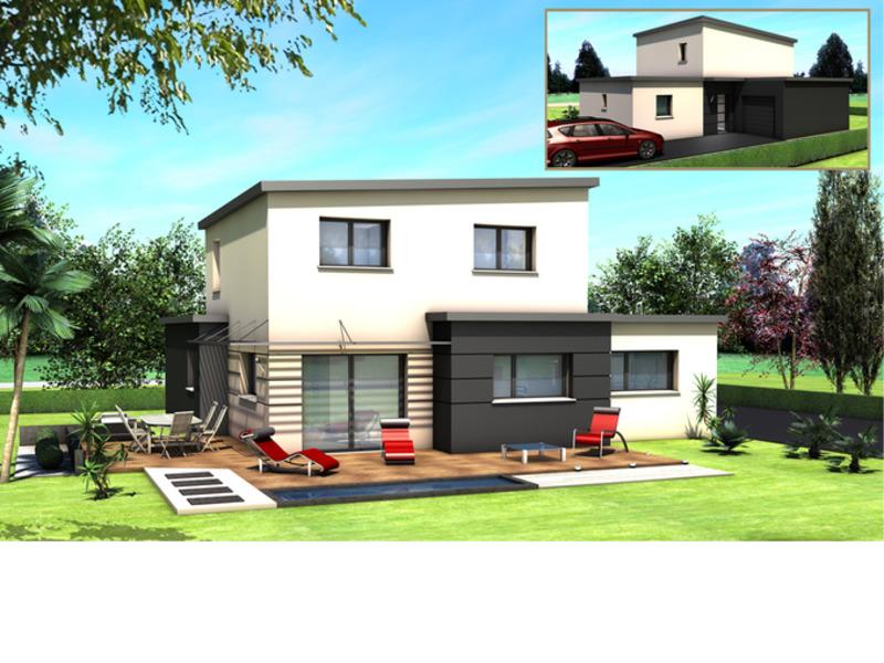 A vendre maison terrain 7 pi ces 1500 m vitr 35500 for Toit vitre maison