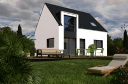 Maison+Terrain de 6 pièces avec 4 chambres à Guérande 44350 – 230000 € - LBON-18-11-16-24