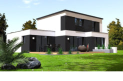 Maison+Terrain de 6 pièces avec 4 chambres à Saint Carné 22100 – 216860 € - NDE-18-08-10-73