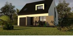 Maison+Terrain de 4 pièces avec 3 chambres à Cordemais 44360 – 180776 € - CDE-18-07-24-19
