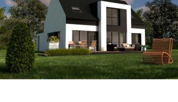 Maison+Terrain de 6 pièces avec 4 chambres à Plélan le Petit 22980 – 231225 € - NDE-18-06-04-149