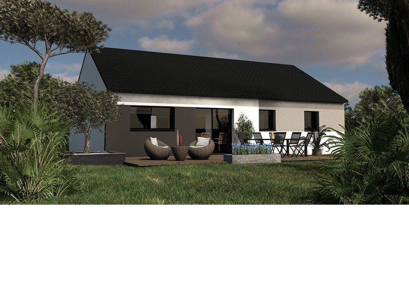 Maison+Terrain de 4 pièces avec 3 chambres à Cordemais 44360 – 192943 €