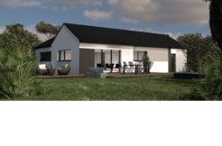 Maison+Terrain de 4 pièces avec 3 chambres à Cordemais 44360 – 202499 €