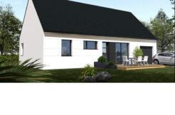 Maison+Terrain de 4 pièces avec 3 chambres à Cordemais 44360 – 205742 €