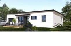 Maison+Terrain de 4 pièces avec 3 chambres à Cordemais 44360 – 200410 €