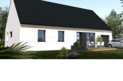 Maison+Terrain de 4 pièces avec 3 chambres à Cordemais 44360 – 227932 €