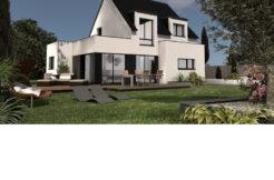 Maison+Terrain de 6 pièces avec 4 chambres à Caudan 56850 – 220000 €