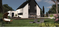 Maison+Terrain de 6 pièces avec 4 chambres à Caudan 56850 – 235000 €