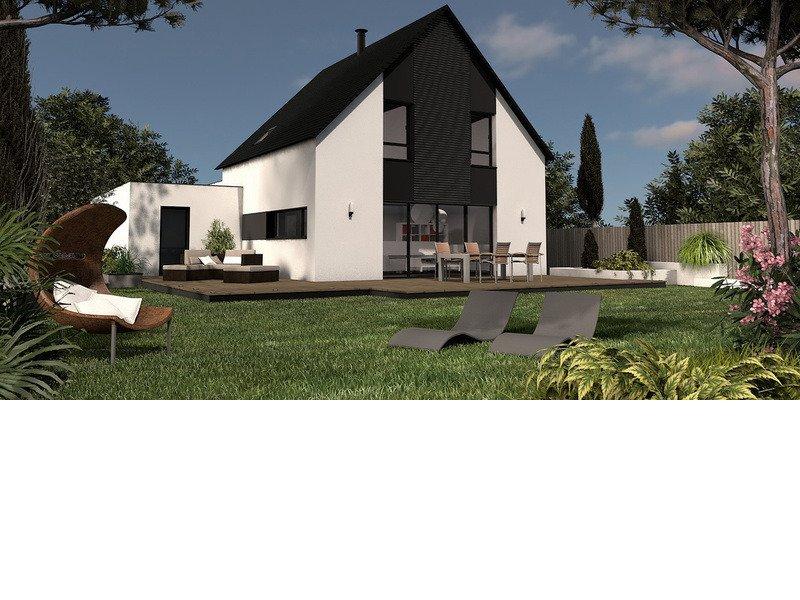 Maison de 115m2 avec 6 pièces dont 4 chambres - M-MR-170804-5080