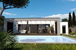 Maison+Terrain de 5 pièces avec 4 chambres à Thou 17290 – 186200 €