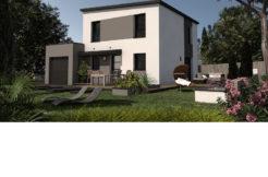 Maison+Terrain de 4 pièces avec 3 chambres à Thou 17290 – 191200 €