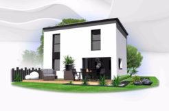 Maison+Terrain de 6 pièces avec 4 chambres à Saint Renan 29290 – 199000 € - GLB-18-07-24-22