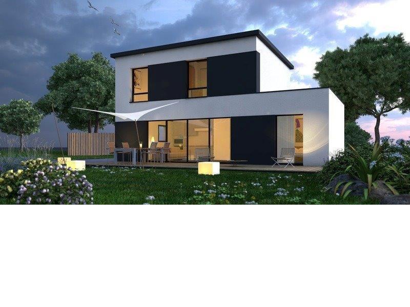 Maison+Terrain de 5 pièces avec 4 chambres à Saint Yvy 29140 – 194300 € - EDE-19-01-02-49