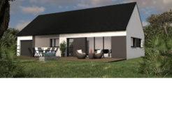 Maison+Terrain de 4 pièces avec 3 chambres à Loctudy 29750 – 227500 €