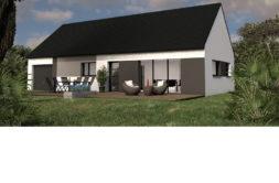 Maison+Terrain de 4 pièces avec 3 chambres à Ergué Gabéric 29500 – 196212 € - SCH-19-08-11-98