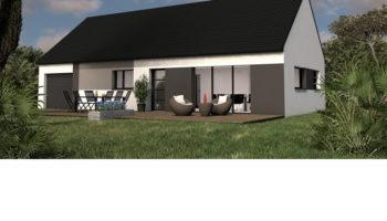 Maison+Terrain de 4 pièces avec 3 chambres à Ergué Gabéric 29500 – 196748 € - SCH-19-08-11-108