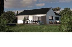 Maison+Terrain de 4 pièces avec 3 chambres à Loctudy 29750 – 226000 €