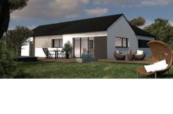 Maison+Terrain de 5 pièces avec 4 chambres à Loctudy 29750 – 273500 €
