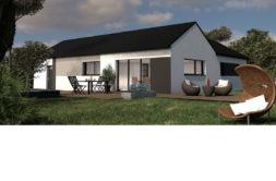 Maison+Terrain de 5 pièces avec 4 chambres à Landudal 29510 – 208557 € - SCH-18-12-28-187