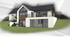 Maison+Terrain de 8 pièces avec 6 chambres à Richardais 35780 – 369900 €