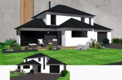 Maison+Terrain de 5 pièces avec 4 chambres à Richardais 35780 – 279000 €