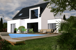 Maison+Terrain de 5 pièces avec 4 chambres à Allineuc 22460 – 159692 €