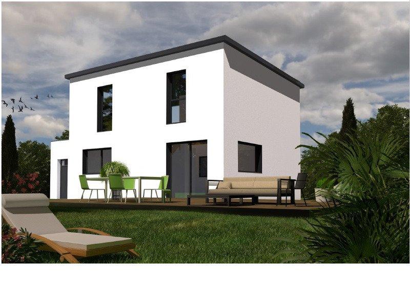 Maison+Terrain de 6 pièces avec 4 chambres à Locmaria Plouzané 29280 – 224587 € - GLB-19-05-31-18