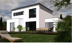 Maison+Terrain de 6 pièces avec 4 chambres à Locmaria Plouzané 29280 – 240000 € - GLB-18-07-06-10