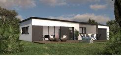 Maison+Terrain de 3 pièces avec 2 chambres à Thairé 17290 – 171000 €